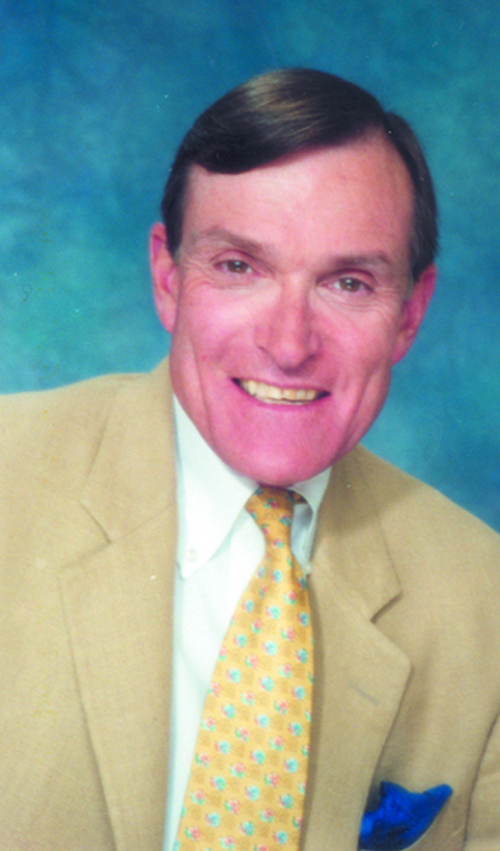 Harvey Thomas real estate agent